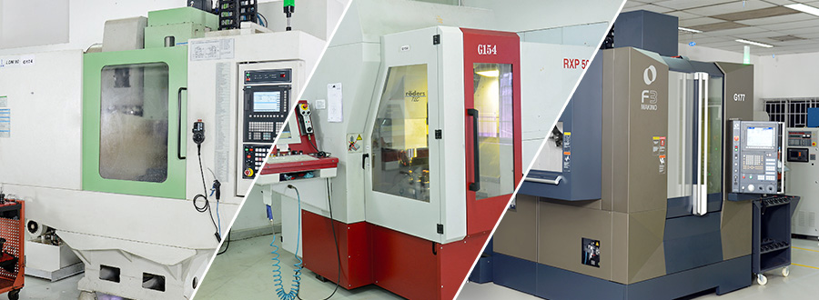 CNC HSM & VMC Machines