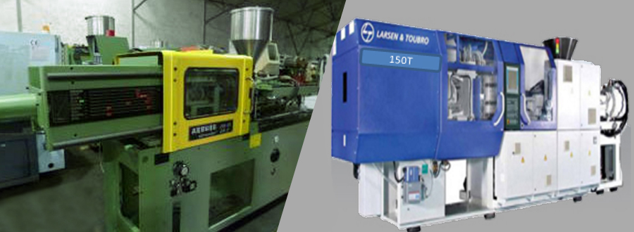 Injection Moulding Machine (For Proving)